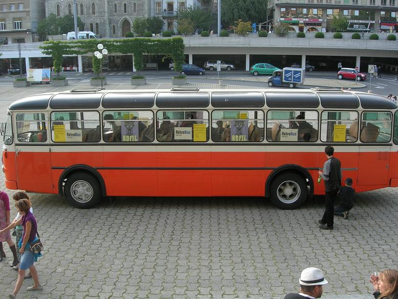 Il Retro-Bus